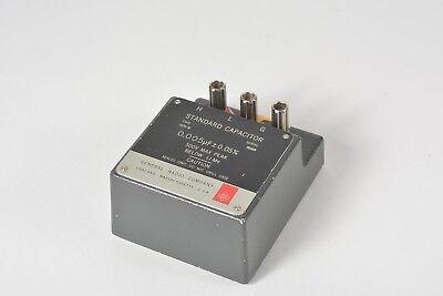 General Radio 1409-k Standard Capacitor