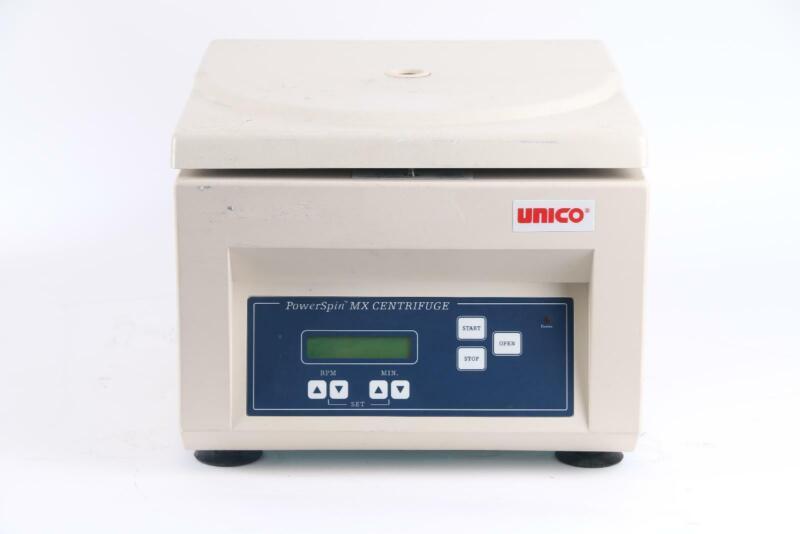 Unico C8624 3400 RPM PowerSpin MX Centrifuge