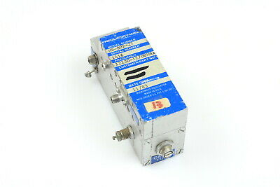 Frequency Sources Microwave Oscillator Ms-80f-27 12130-12700mhz