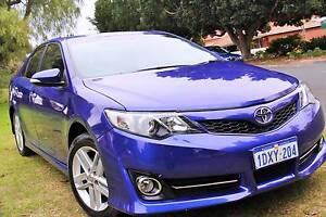 MY2O12 Toyota Camry Sedan,Automatic 4dr Sports Auto 6sp 2.5i Carlisle Victoria Park Area Preview