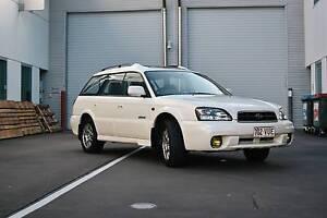 2002 Subaru Outback 2GEN H6 Luxury Wagon MY03 Auto Paddington Brisbane North West Preview