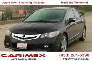 2010 Acura CSX i-Tech Navi | Leather | Sunroof | CERTIFIED
