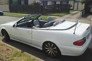 2000 Mercedes-Benz CLK320 Coupe Campbellfield Hume Area Preview