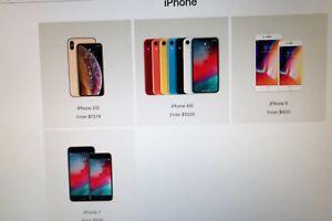 iPhone X's Max 256G Black BNIB