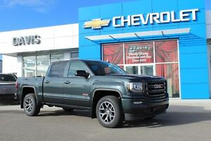 2018 GMC Sierra 1500 SLT BOSE SOUND, REAR PARKING ASSIST, APP...