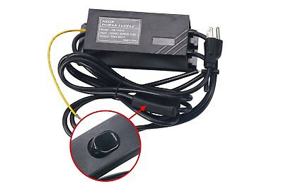 10kv 10000v 30ma Neon Light Sign Power Supply Electronic Transformer 120v Ac