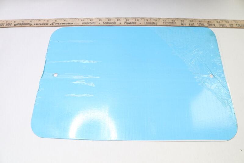 "Reflective Sign Blank Aluminum 12"" x 18"""