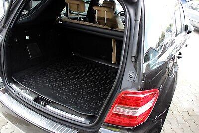 N PREMIUM Gummi-Kofferraumwanne Antirutsch 3D Mercedes Benz ML-Kl. W164 05-13