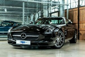 Mercedes-Benz SLS AMG Coupe  B&O Sound-System-Carbon