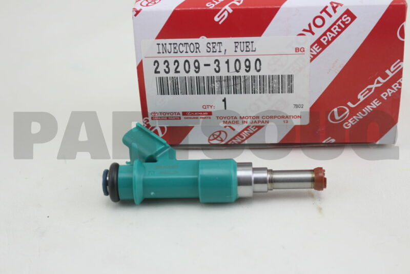 2320931090 Genuine Toyota Injector Assy, Fuel 23209-31090