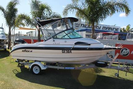 Reflex Chianti 530 (SUIT NEW BOAT BUYER!!)