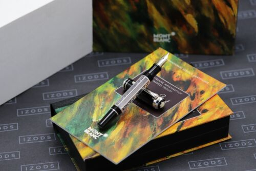 Montblanc Marcel Proust Writers Limited Edition Fountain Pen