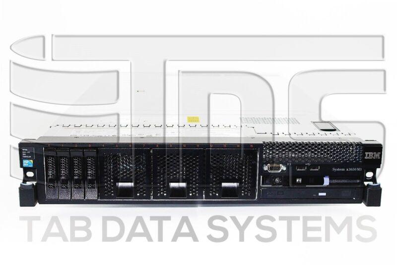 Ibm System X3650 M3 Interface Node 2851-si2 2x Xeon X5650 W/ No Ram, Hdd, Cards