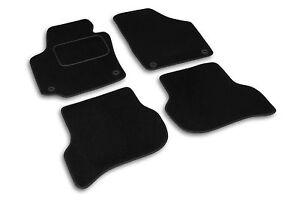 tapis de sol tapis de voiture convient pour volkswagen golf 5 plus 2005 2009 ebay