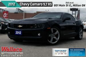 2012 Chevrolet Camaro 1LT/RS PACK/20s/BOSTON AUDIO/G80/V6