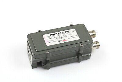 Smw Pll 9.75 Ghz External 10 Mhz Reference Ku Band 10.7 - 11.8 Ghz
