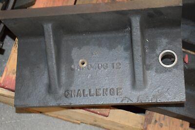 Cnc Precision Steel Machinist Angle Plate Challenge Machinery Cat No. 0406 1