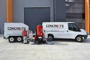 CONCRETE GRINDING BUSINESS FOR SALE Pakenham Cardinia Area Preview