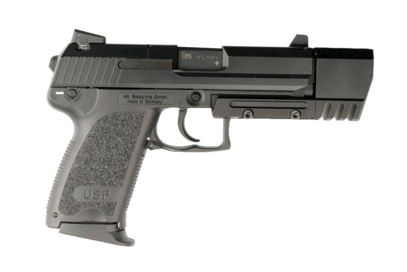 Match Weight - Compensator - Fits HK USP 45 Full Size