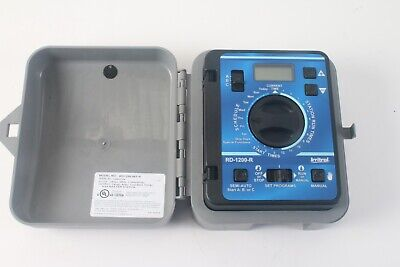 Irritrol RD1200-INT-R Rain Dial 12-Station Indoor Irrigation Controller