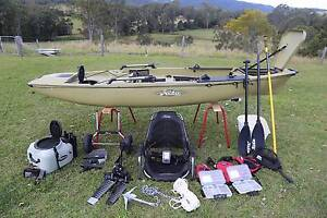 Hobie Pro Angler 12 Mothar Mountain Gympie Area Preview