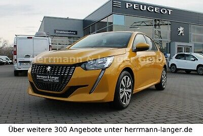 PEUGEOT 208 Active Pure Tech 75 PS - PDC hinten, Radio