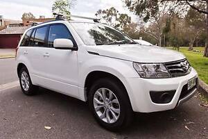 2012 Suzuki Grand Vitara Wagon Full Service History Norwood Norwood Area Preview