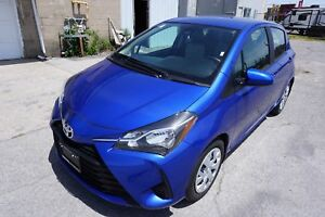 2018 Toyota Yaris LE Backup Cam, Heated Seats and more!