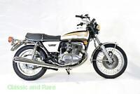Yamaha TX750 Classic Japanese 70's Twin.