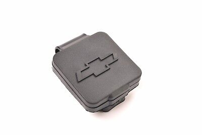 23181344 GM OEM Hitch Closeout Cover with Chevrolet Bowtie Logo fits Standard 2
