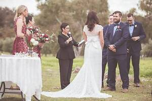 Anna Campbell Isobelle Wedding Dress Size Small Eden Hill Bassendean Area Preview