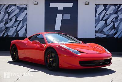 2012 Ferrari 458  2012 Ferrari 458 Italia
