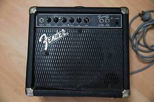 FENDER Front Man 38W Combo Amp The Gap Brisbane North West Preview