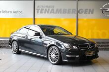 Mercedes-Benz C-Klasse Coupe C 63 AMG Drivers Package Panorama