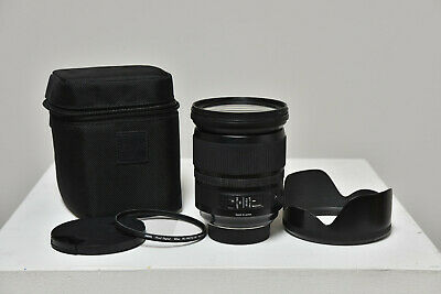 Sigma DG 24-105mm f/4 HSM DG OS Aspherical Lens For Nikon