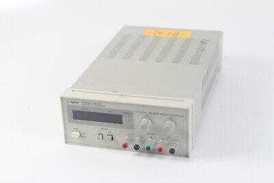 Agilent Hp Keysight E3620a 0-25v Dual Output Power Supply - Fair Condition