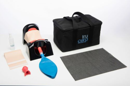 Brand New Trucorp TRU CRIC Cricothyrotomy Trainer CRIC KIT TRAINER #TCRIC1
