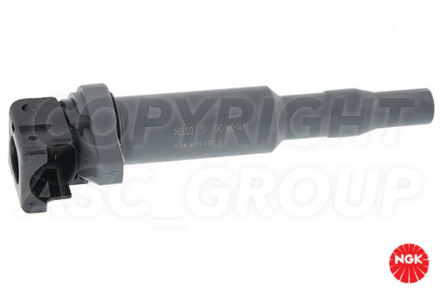 New NGK Ignition Coil For BMW 5 Series 530 E60 3.0 i  2005-07 (Triangle Plug)