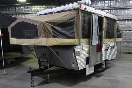 1981 Fully Restored Jayco Dove Pop-up Camper
