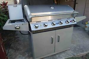 6 Burner Jackaroo BBQ Golden Beach Caloundra Area Preview