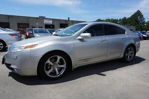 2009 Acura TL TECH PACKAGE SH-AWD AUTO CERTIFIED 2YR WARRANTY *3