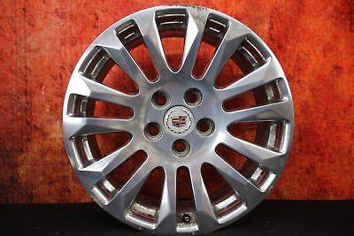 "Cadillac CTS 2010 2011 2012 2013 2014 18"" OEM Rim Wheel 4681 22921896 93297804"