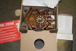 Kuckucksuhr - Anton Schneider 910-753 80/9 KW Cuckoo Clock - Germany