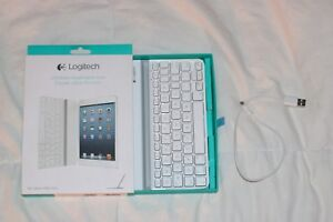 Logitech IPad Mini Bluetooth Keyboard!