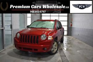 2007 Jeep Compass SPORT / NORTH 4WD / KEYLESS ENTRY / HEATED SEA