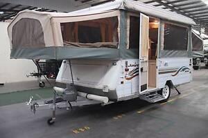 2000 Jayco Swan Camper Trailer Kilburn Port Adelaide Area Preview