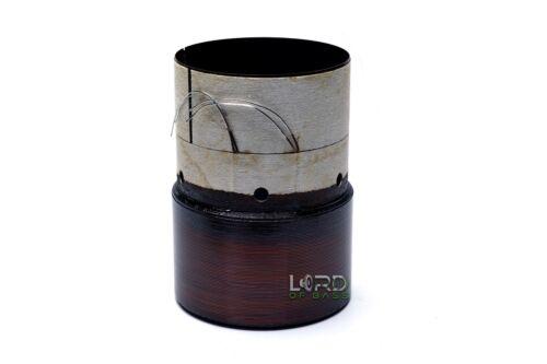 """3"""" Dual 2 ohm  8 Layer Voice Coil Subwoofer Speaker Parts   VC120945"""