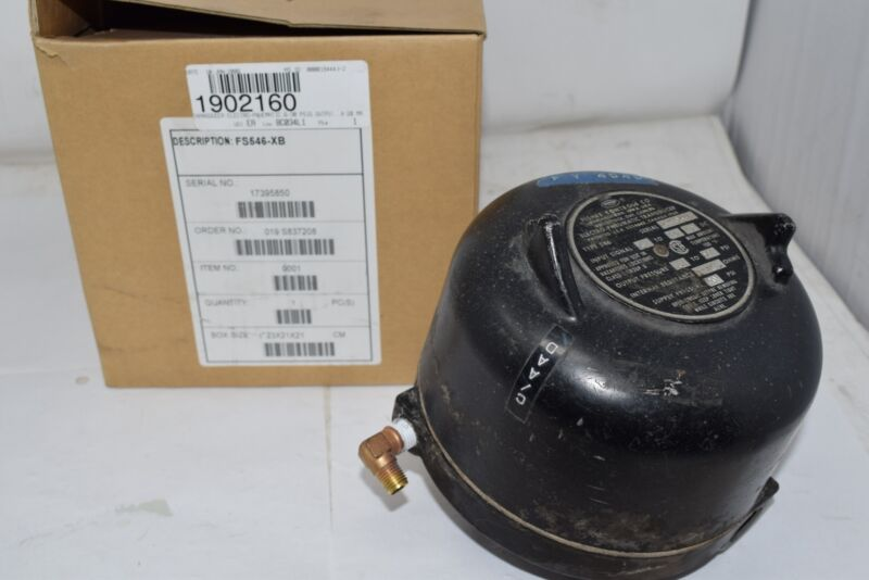 Fisher FS546-XB Type 546 6-30psi 50v-dc Electro-pneumatic Transducer