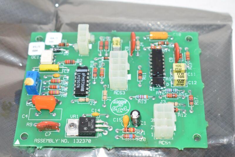 NEW Miller 132370 CIRCUIT CARD ASSY, TACHOMETER CONVERTER PCB Board