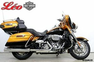 2015 Harley-Davidson FLHTKSE CVO Ultra Limited